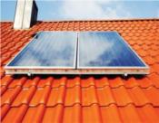 Przygotowanie c.w.u. kolektory słoneczne Rotero