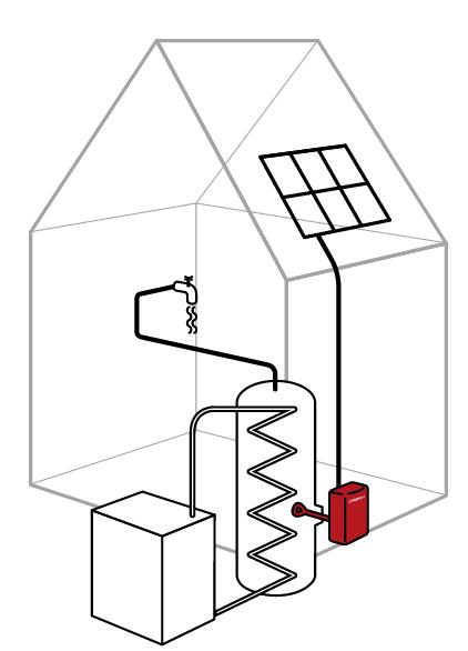 Refusol PV Heater Rotero